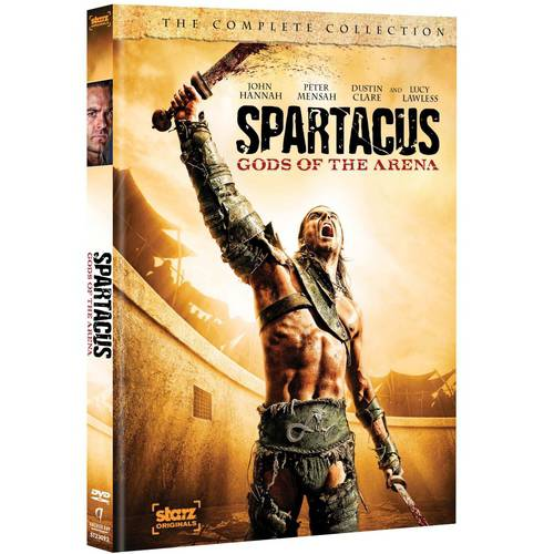 Spartacus: Gods Of The Arena - The Complete Collection (Widescreen)