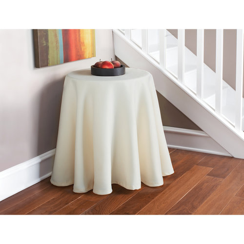Mainstays Round Twill Table Cover Walmart Com