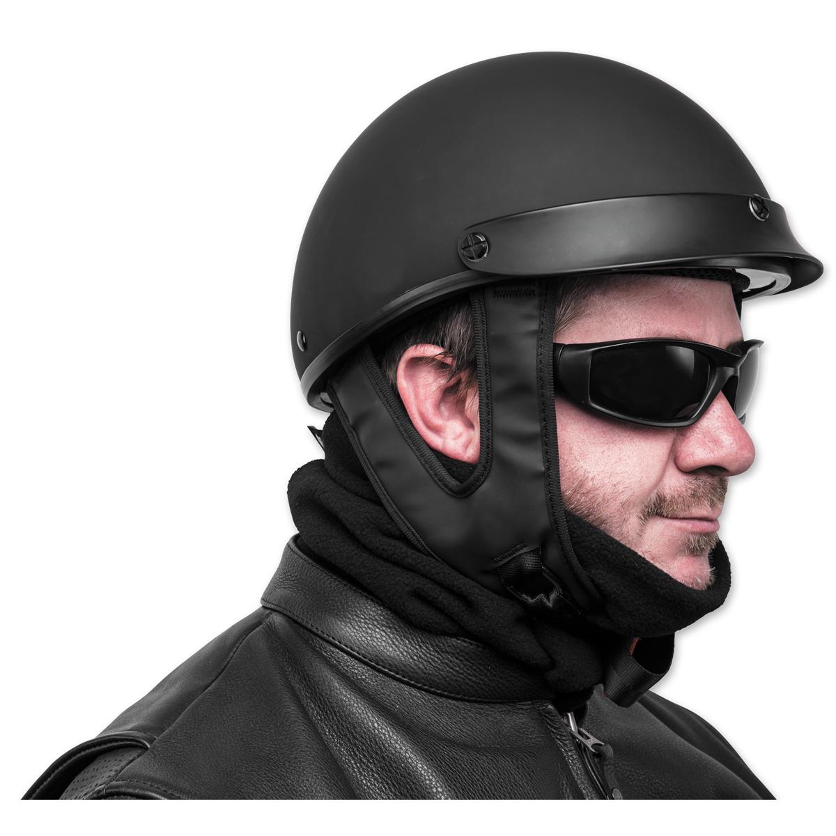 Black Brand  Black Micro-Fleece Neck Warmer BB9809
