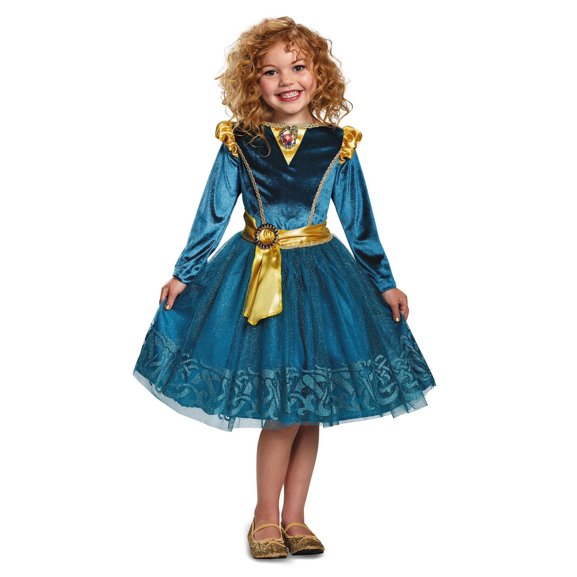 Brave Girls' Merida Classic Costume