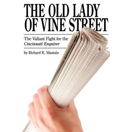The Old Lady of Vine Street - eBook (Reserve Old Vines)