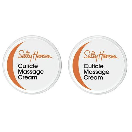 Sally Hansen Cuticle Massage Cream (Pack of 2) + Cat Line Makeup Tutorial](Sally Makeup Tutorial Halloween)