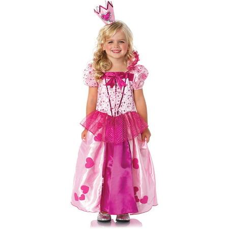 Sweetheart Princess Toddler Halloween Costume](Toddler Princess Halloween Costumes)
