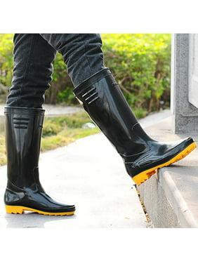 a1918252f79 Mens Rain Boots - Walmart.com