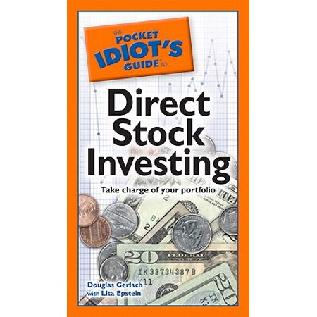 The Pocket Idiot's Guide to Direct Stock Investing - (The Complete Idiots Guide To Stock Investing)
