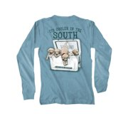 Cooler in the South Long Sleeve Shirt