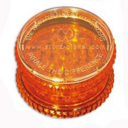 Official Volcano Vaporizer Herb Grinder Orange
