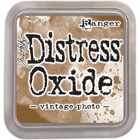 Tim Holtz Distress Oxides Ink Pad-Vintage Photo