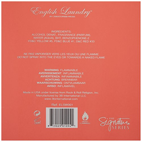 English Laundry Signature - 3.4 oz EDP Spray