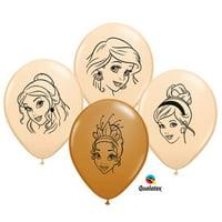 "Burton & Burton 5"" Disney Princess Faces, Pack Of 100"