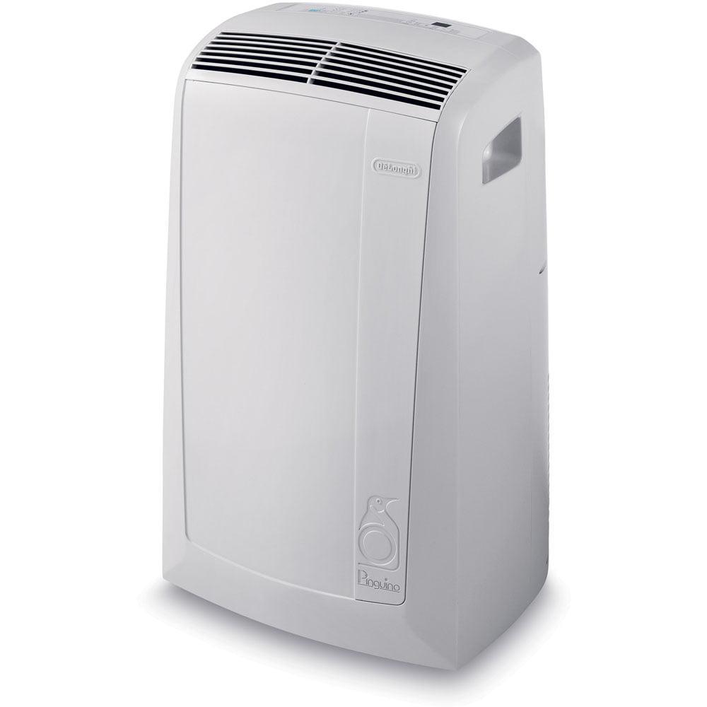 Delonghi PACN100E Pinguino N Series 10,000 BTU Air-to-Air Portable Air Conditioner with Remote Control
