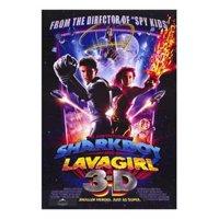 LIEBERMANS MOV263123 Adventures of Shark Boy Lava Girl in 3- - Poster  (11x17)