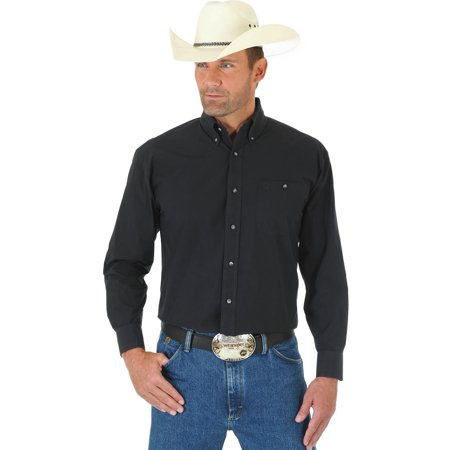 Men's George Strait Long Sleeve Shirt - Mgs269x
