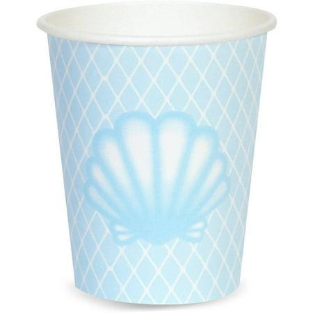Mermaids Under the Sea 9 oz Cups