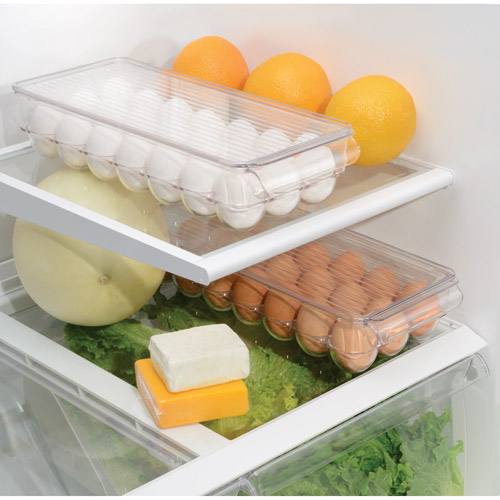 InterDesign Fridge Binz 21-Egg Holder