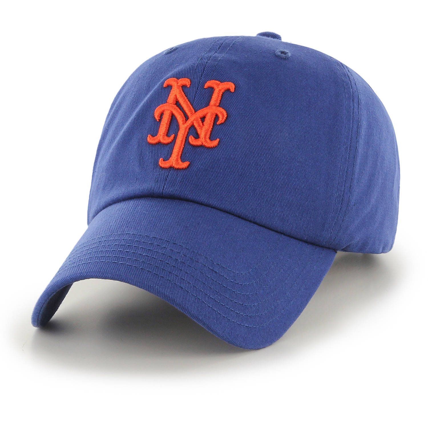MLB New York Mets Clean Up Cap / Hat by Fan Favorite