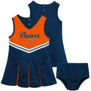NFL Chicago Bears Toddler Cheerleader Set