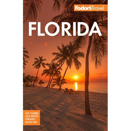 Full-Color Travel Guide: Fodor's Florida (Paperback)