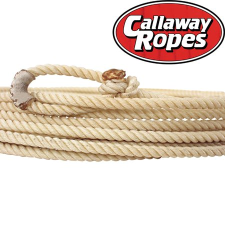 Ranch Rose (Callaway Rope Company  Nylon 3/8 Scant Ranch)