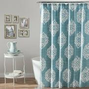 Sophie Shower Curtain, Blue