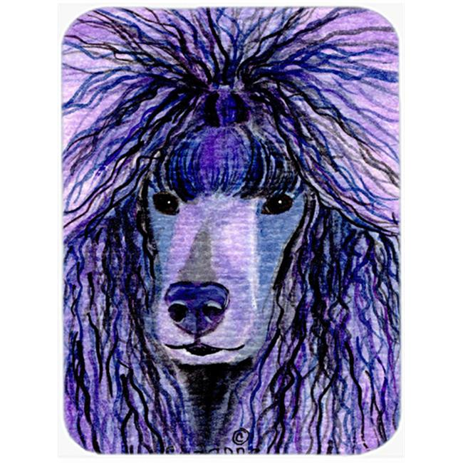 Poodle Glass Cutting Board, Large - image 1 of 1