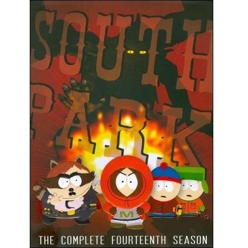South Park: The Complete Fourteenth Season (Widescreen)