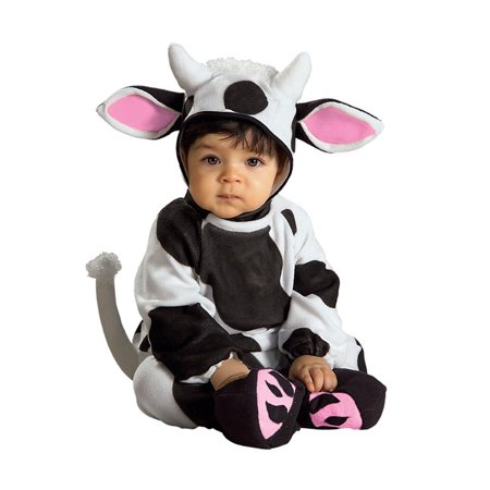 Baby Cow Costume Rubies 81222 888086 - Cow Costume For Girls