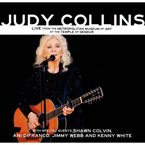 Image of Judy Collins Live At The Metropolitan Museum Of Art