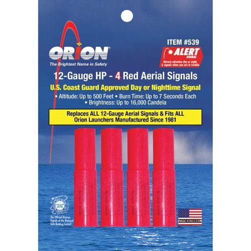 Orion 12 Gauge HP Red Aerial
