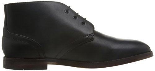 H by Hudson Men's Houghton 2 Chukka Boot, Black, 9 M US