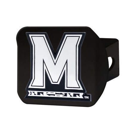 Maryland Black Hitch Cover 4 1/2
