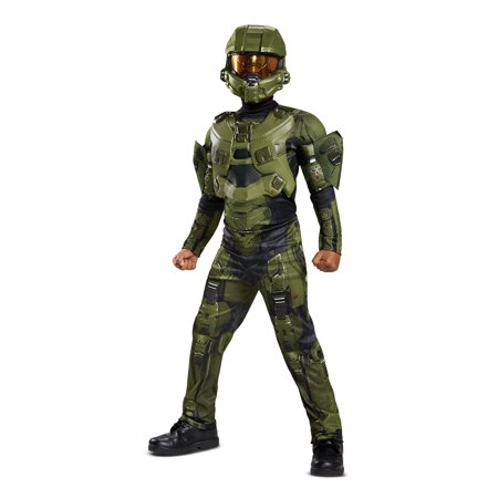 Halo Master Chief Deluxe Costume (Master Chief Gloves)