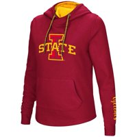 meet ba865 6263d Product Image Iowa State Cyclones Women s Colosseum Crossover Neck Hoodie