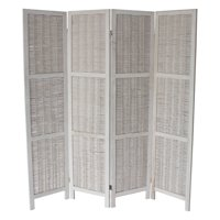 Product Image Milton Green Blake 4 Panel Room Divider