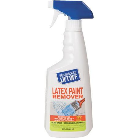 Based Paint Remover (Motsenbocker's Latex Dried Paint)