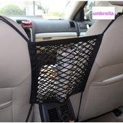 Hot Sale Universal Accessories Car Cargo Net Truck Storage Luggage Hooks Hanging Organizer Holder Seat String Bag Mesh Net 30*26