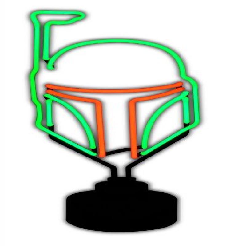 Diamond Toys Star Wars: Boba Fett Neon Sign