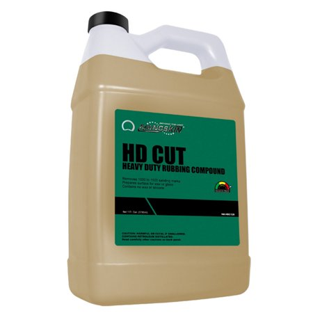 Heavy Duty Rubbing Compound - Nanoskin (NA-HDC128) HD CUT Heavy Duty Rubbing Compound - 1 Gallon