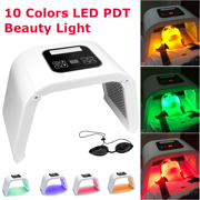 Best Anti Wrinkle Devices - 10 Colors PDT LED Light Photon Face Photodynamic Review