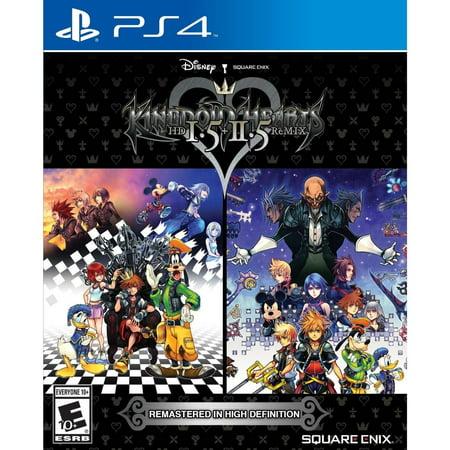 Kingdom Hearts Hd 1 5 2 5  Ps4