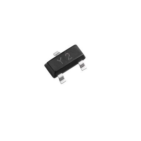 100pcs SS8550-Y2 Transistor PNP 25V 1500mA 300mW Surface Mount SOT-23 - image 3 of 3