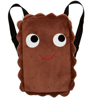 Yummy World Sandy Plush Backpack