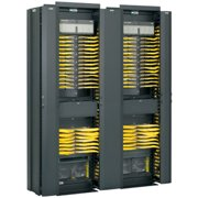 Panduit - PRV6 - PANDUIT PatchRunner Vertical Cable Management System - Cable Manager - Black - 19 Panel Width