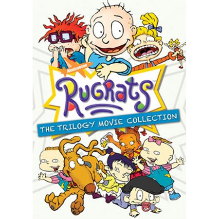 Rugrats The Trilogy Movie Collection - The Rugrats Halloween Vhs