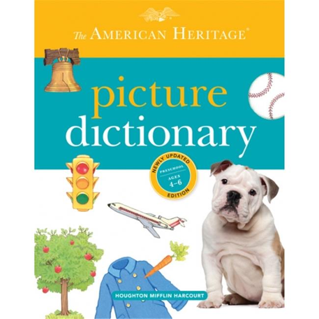 Houghton Mifflin AH-9780544336094 American Heritage Picture Dictionary