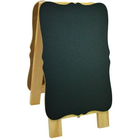Medium Chalkboard & Dry Erase Easel, 2 - Mini Chalkboard Easel