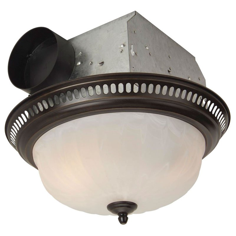 Craftmade TFV70L-DORB Bathroom Exhaust Fan - Oil Rubbed Bronze