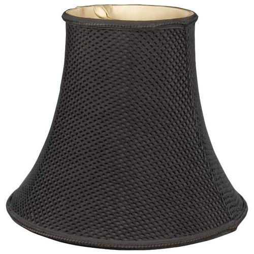Alcott Hill 14'' Silk/Shantung Bell Lamp Shade