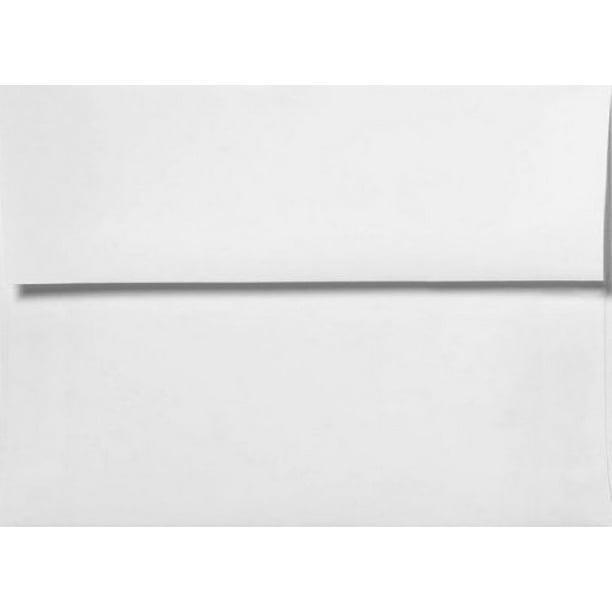 A7 Envelopes White 5 1 4 X 7 1 4 For 5 X 7 Cards Pack Of 250 Envelopes Walmart Com Walmart Com
