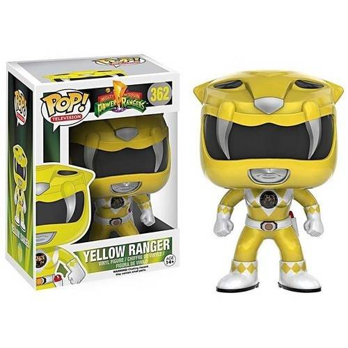 Funko POP! TV Power Rangers, Yellow Ranger by Funko
